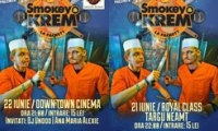 Concerte Smokey & KREM in Royal Class si Down Town